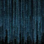 Matrix Code Bluer